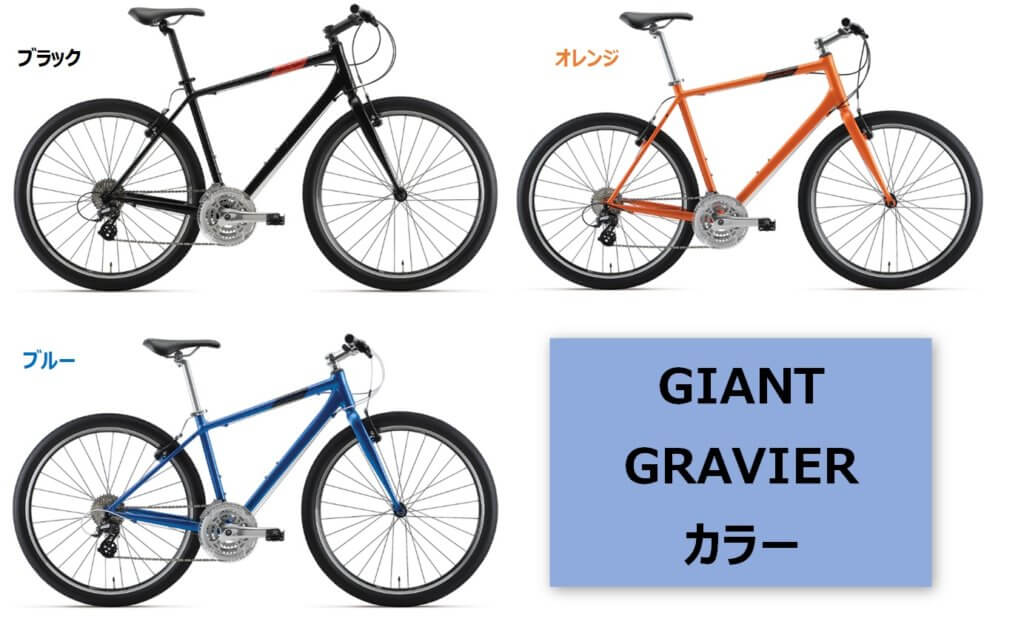 GIANT GRAVIERグラビエ