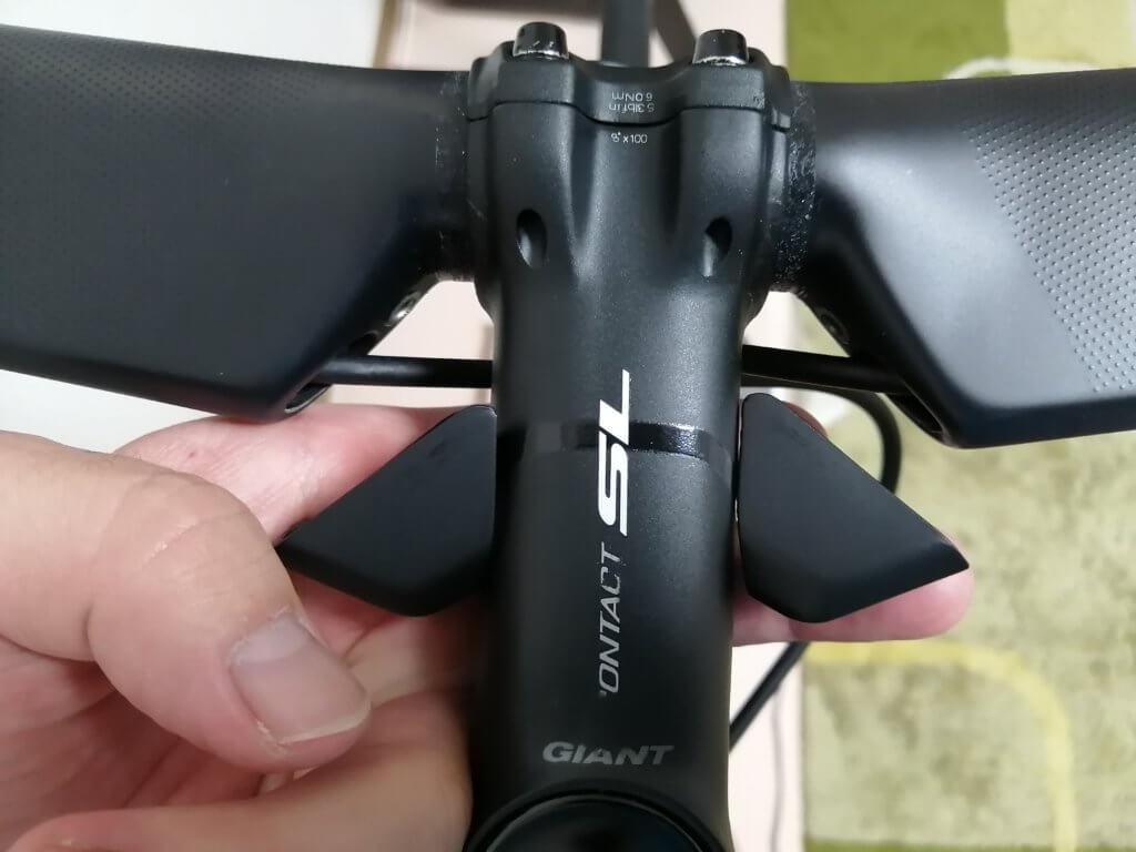 Specialized Venge Stem & AeroFly II Cable Transition Kit (HandleBar Clip)